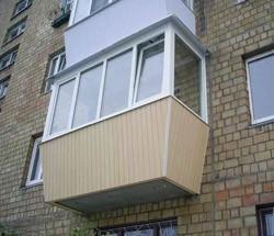 остекление балконов в Новокузнецке