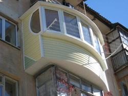 объединение комнаты и балкона в Новокузнецке
