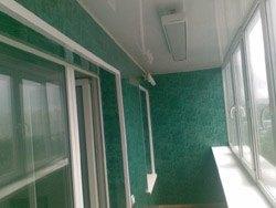 козырьки на балкон в Новокузнецке