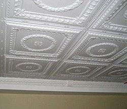 Потолочная плитка г.Новокузнецк, плитка на потолок