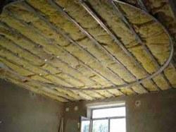 Утепление потолка в Новокузнецке. Утеплить потолок г.Новокузнецк